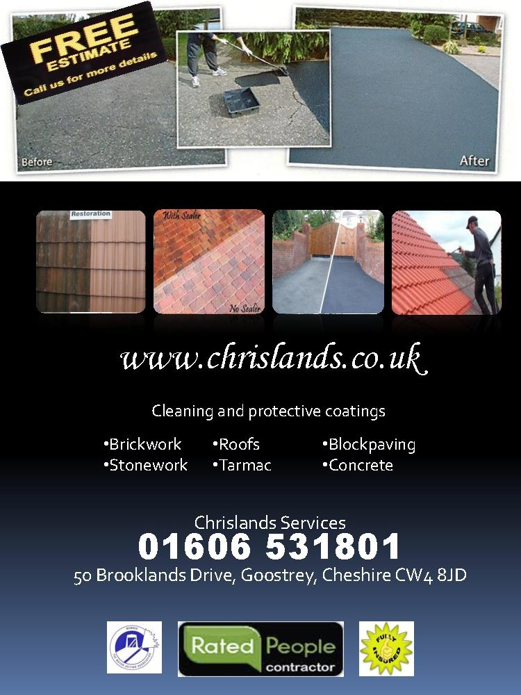 Roof Pressure Washing Chrislands Construction and Interior Services